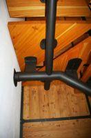 Escalier simple mono faisceau