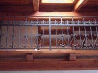 Balustrade mezzanine