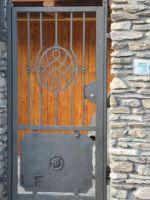 Panneau de porte élaboré