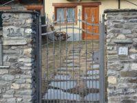 Porte piétonne