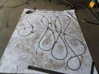 petite construction artistique rampe