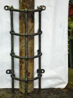 Riparo per tubo grondaia
