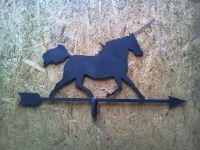 Segnavento Cavallo che corre